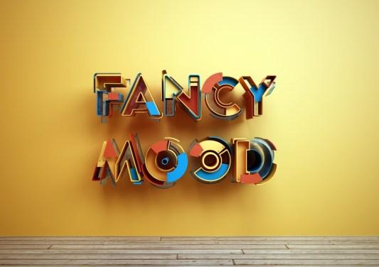 Трехмерная типографика Бенуа Шаллана-fancymood_2013-05-21