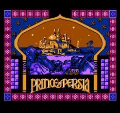 Коллекция заставок 8- и 16-битных игр