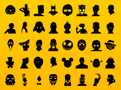 Famous Icons Free
