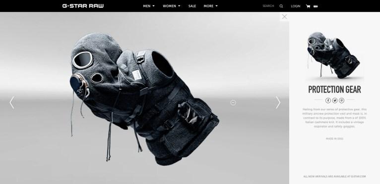 gstarraw-website-design