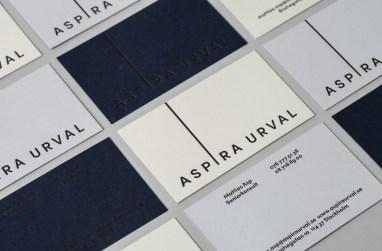 Aspira-Urval-Coloured-Paper-Black-Foil-Business-Cards-BVD-on-BPO