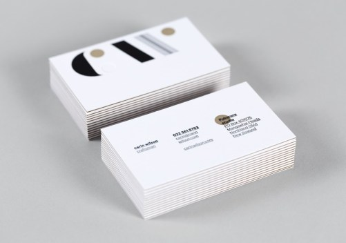 Blind-Emboss-Triplex-Business-Card-Carin-Wilson-Business-Card-Studio-Alexander-on-BPO