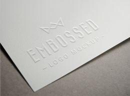 5 отличных бесплатных мокапов для презентации логотипов (.psd)