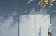 Серия иллюстраций о книгах южно-корейского иллюстратора Джунго Ли (Jungho Lee)