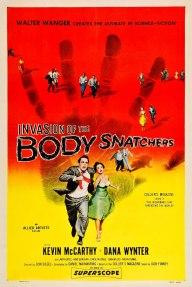 10 лучших кино-афиш к научно-фантастическим фильмам 40-х и 50-х годов.