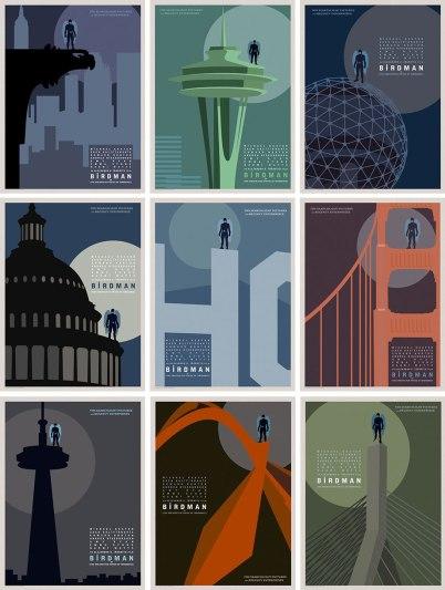 8 отличных плакатов к фильмам 2014 года