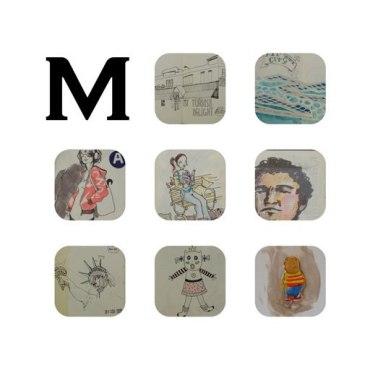 Молескин представили свой обновленный логотип