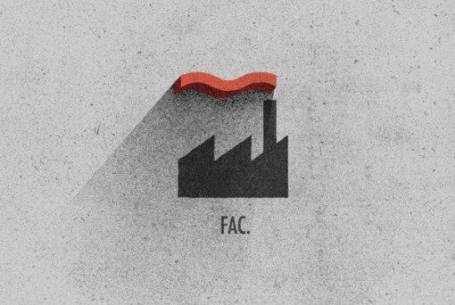 Ретро-редизайн логотипов музыкальных лейблов