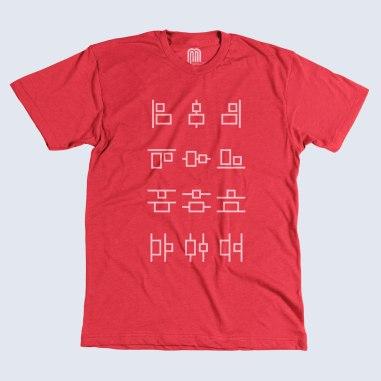 Ха, отличная футболка для дизайнера :)