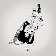Иллюстрации и принты Жанмарко Манани (www.silencetv.com)