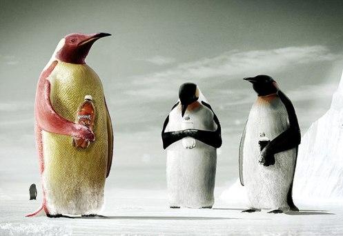 Рекламные принты бразильского агентства Estilo 3D
