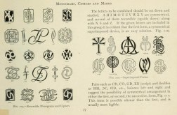 The essentials of lettering; a manual for students and designers (1912)