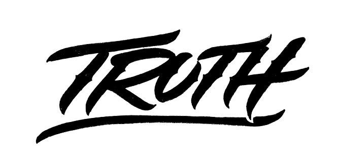 Каллиграфия, леттеринг и логотипы Анны Ти-Айрон из Гамбурга
