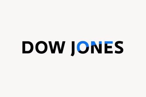 Новый фирстиль Dow Jones & Company