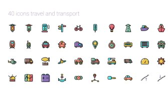 2000 бесплатных иконок студии Baianat