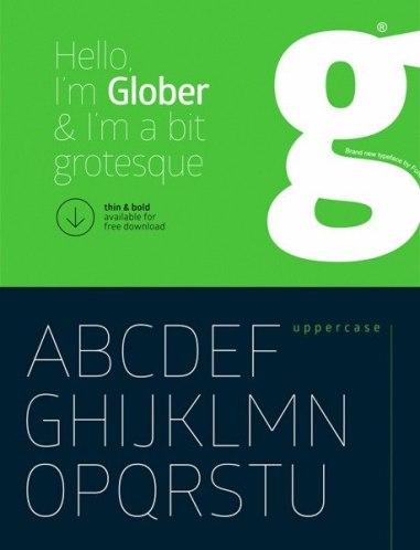100 лучших бесплатных шрифтов 2014 года