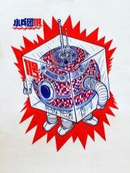 Иллюстрации, созданные шариковыми ручками