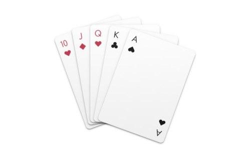 Игральные карты Ателье