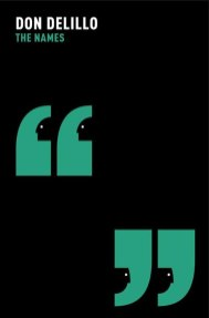 The Don DeLillo cover series by Noma Bar and Dutch Uncle