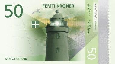 Новые норвежские кроны