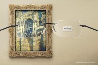 Чёткая реклама интернет-магазина очков Keloptic