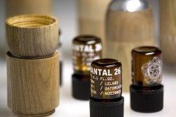 Дизайн упаковки ароматической капсулы японского агентства Ноузайнер
