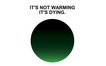 Логотип изменения климата