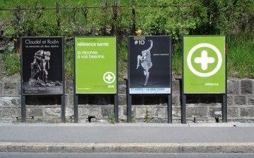 Примеры современного швейцарского графического дизайна