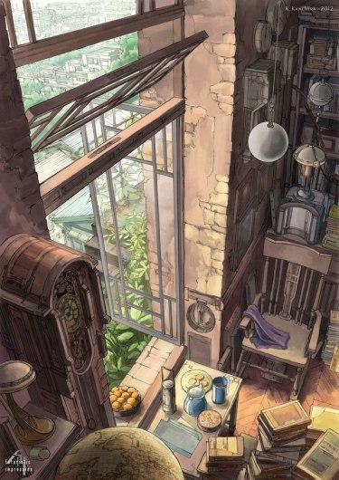 Иллюстрации K,Kanehira