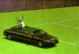 Карикатуры Павла Кучинского