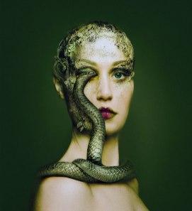 Фото-портреты Флоры Борси из Будапешта