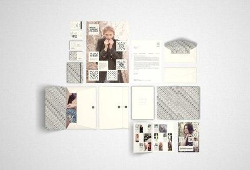 Фирменный стиль учебной программы «Fashion and production»