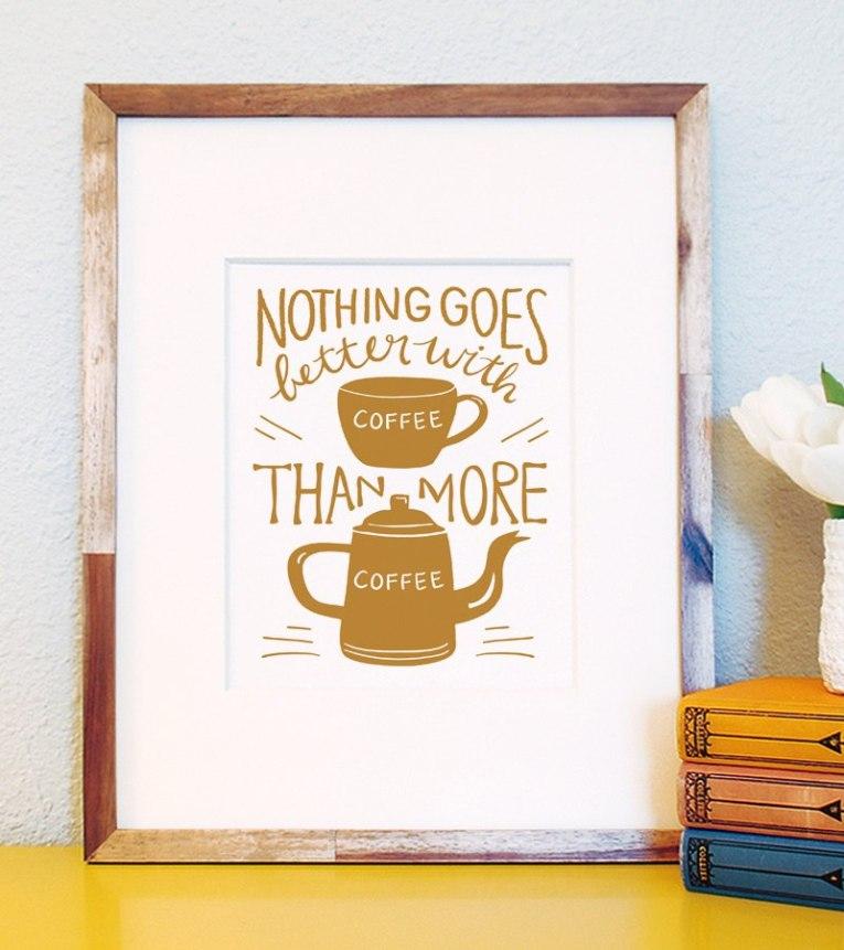 И ещё чуть-чуть типографического вдохновения с утра пораньше.