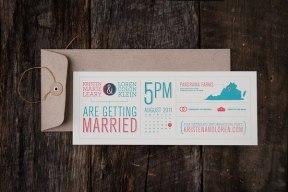 Подборка классных свадебных приглашений