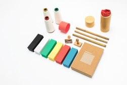 Фирменный стиль Бадабум — норвежского бренда одежды из бамбуковой ткани