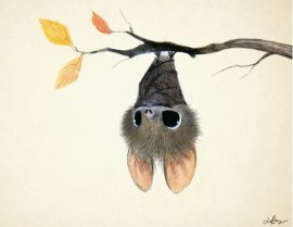 Милота в иллюстрациях Сидни Хэнсон (Sydney Hanson)