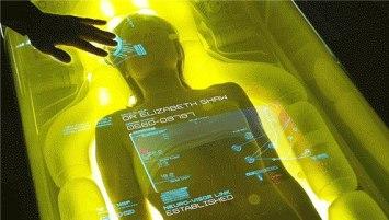 Эстетика футуристических интерфейсов
