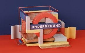 Трехмерные иллюстрации Питера Тарки из Лондона