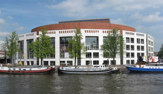 Новый фирменный стиль Голландского Национального Театра Оперы и Балета