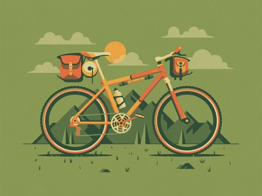 Велосипеды великолепных DKNG из Лос-Анджелеса
