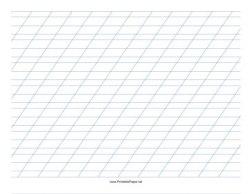 32 бесплатных шаблона для каллиграфии