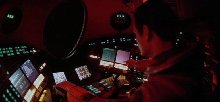 Компьютерные интерфейсы в кино
