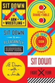 Планировщик «Sit Down for Everything»