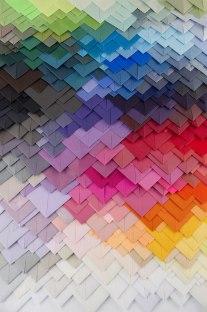 Бумажные узоры парижанки Мод Вантур