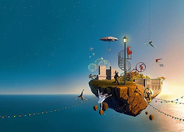 Новые работы замечательного петербургского художника Алекса Андреева