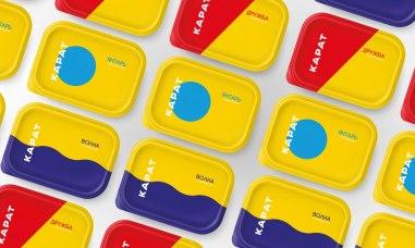 Новый фирменный стиль марки наших легендарных плавленных сыров