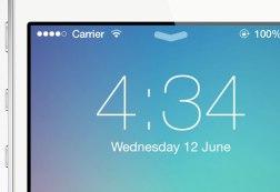 Free iOS 7 UI Kit