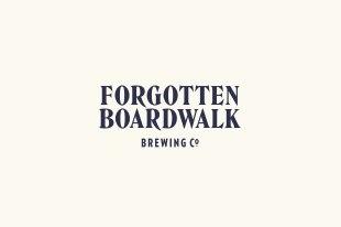 Мистический фирменный стиль пивоварни Forgotten Boardwalk Brewing