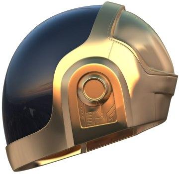 3D-модели шлемов Daft Punk