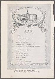 Большая коллекция ресторанных меню Нью-Йорка за полтора века
